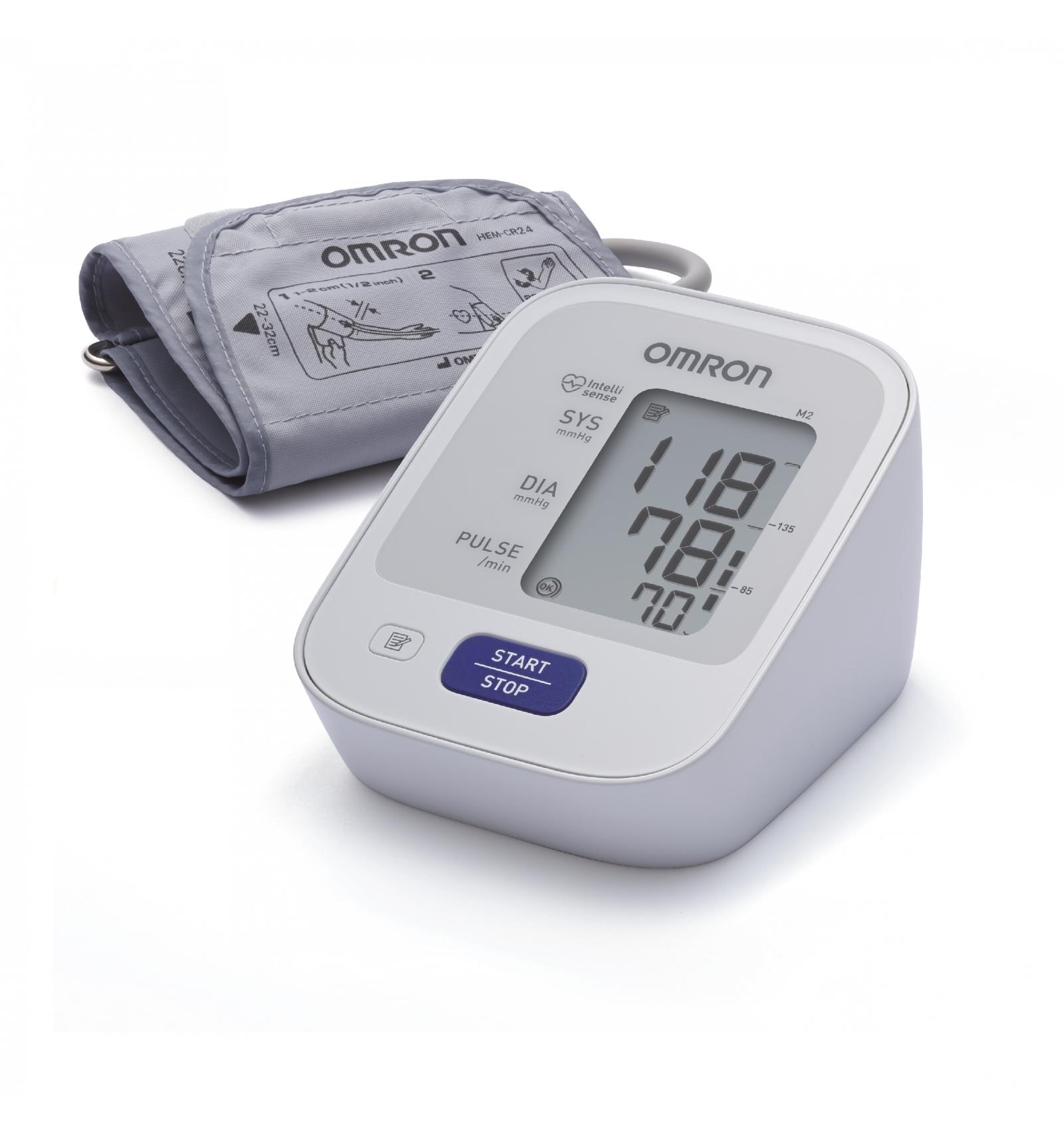 Tensiomètre bras M2 avec mémoire 30 mesures