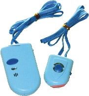 alarme sans fil portable portée 100m