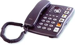 telephone grandes touches à mémoire
