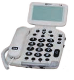 telephone pour malvoyant
